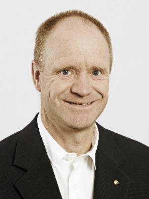 Andreas Haller, Präsident Rokj